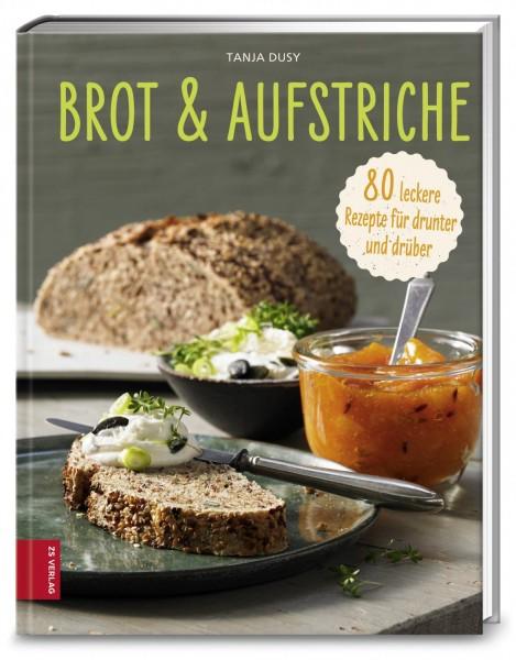 Buch 'Brot & Aufstriche'