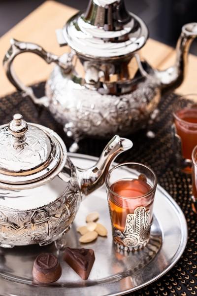 Teekanne 'Traditional 22', silber, Ø 13,5 cm, H 22 cm