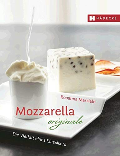 Buch 'Mozzarella originale'