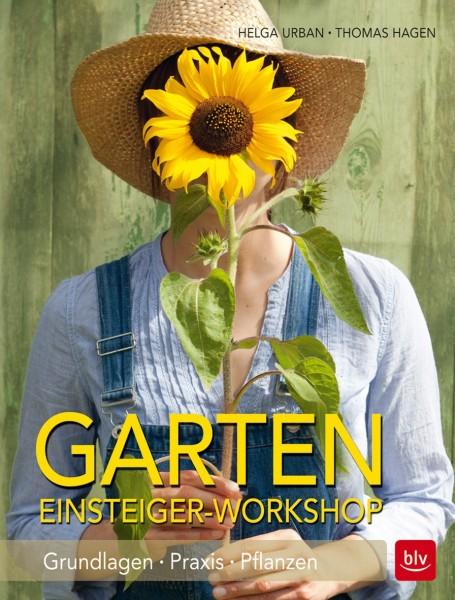Buch 'Garten Einsteiger-Workshop'