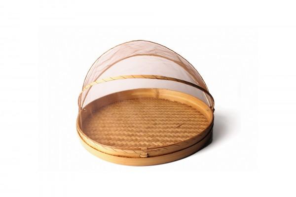 rundes Tablett mit Abdeckung S, Ø 30 cm