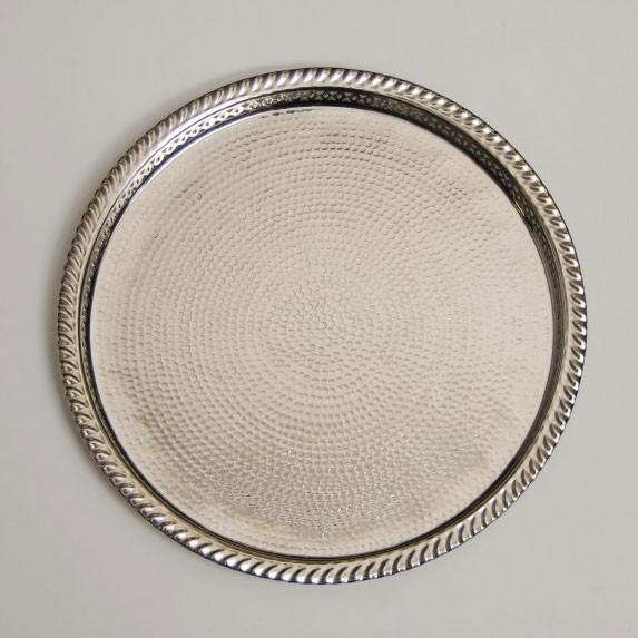 Marokkanisches Teetablett, Ø 37 cm