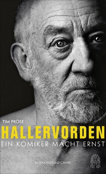 Buch 'Hallervorden'