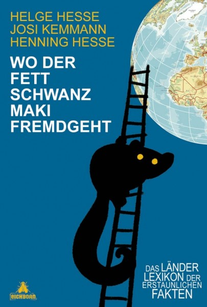 Buch 'Wo der Fettschwanzmaki fremdgeht'