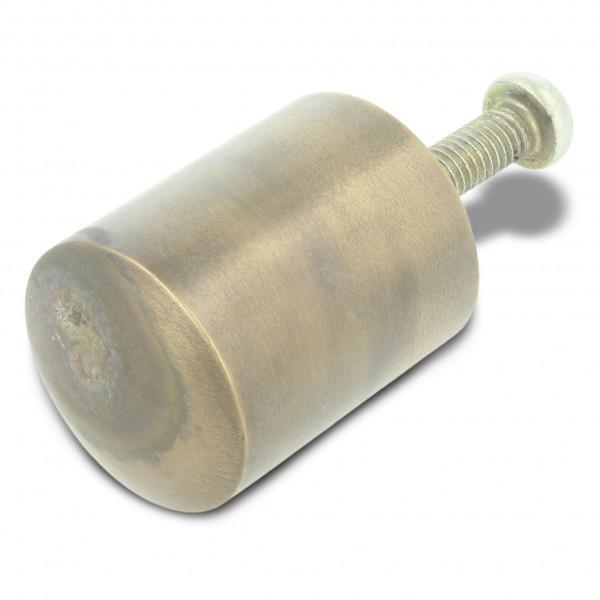 Stabgriff, kupfer, Ø 3,5 cm