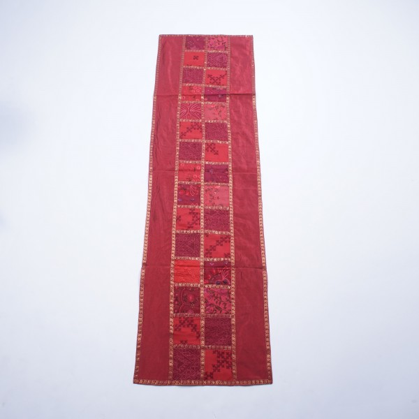 "Tischläufer ""Conveyor"", rot, L 150 cm, B 40 cm"
