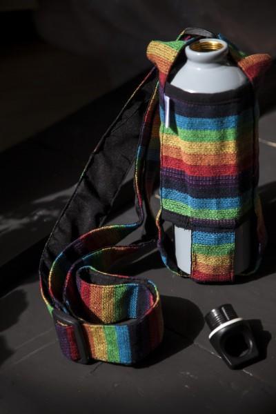 Flaschenhalter Rainbow