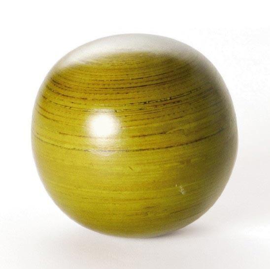 Dekokugel, grün, Ø 9 cm