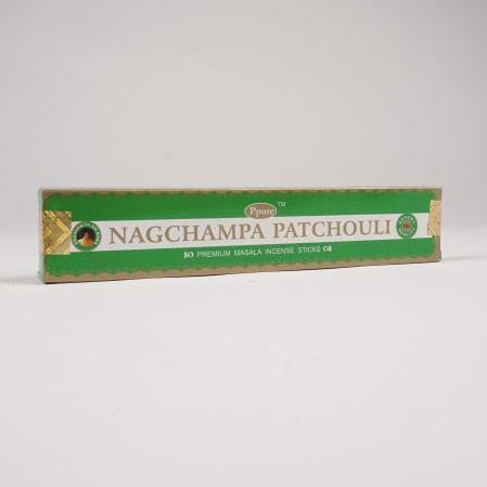 Räucherstäbchen 'Patschuli'
