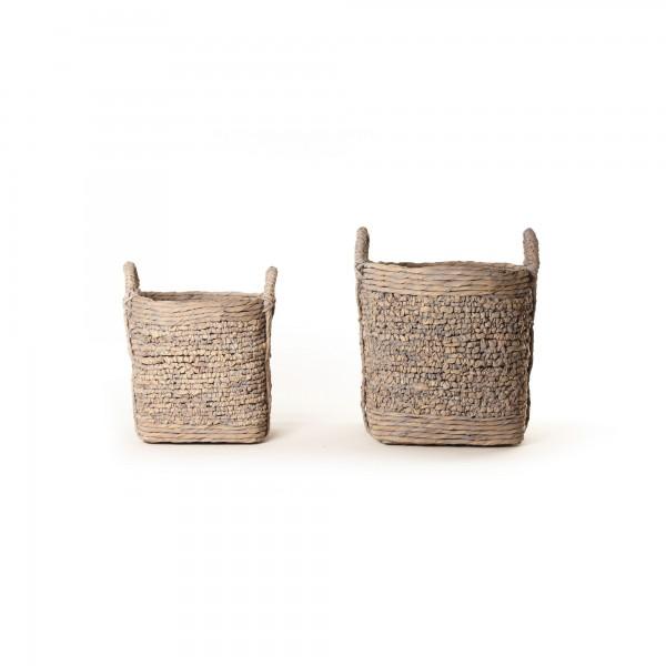 """Korb """"Mesa"""" aus Wasserhyazinthe, verschiedene Größen"""