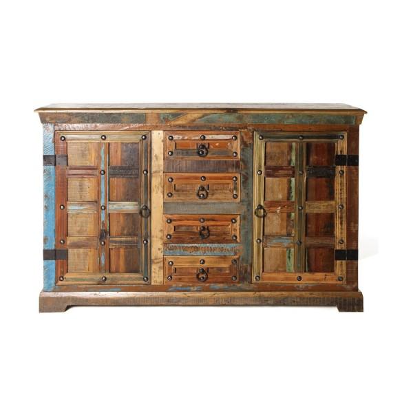 "Sideboard ""Telford"", multicolor, T 40 cm, B 150 cm, H 90 cm"