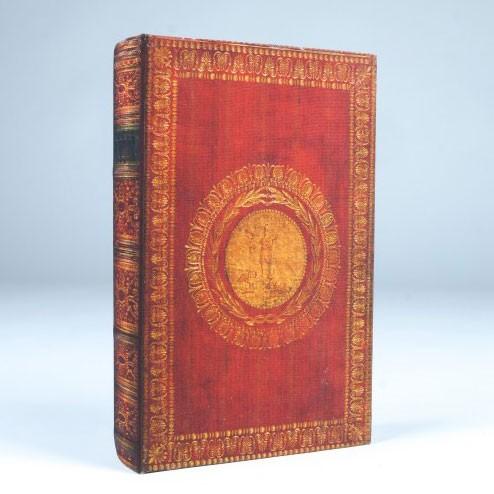 """Buch-Tresor """"Dynasty"""", L 5 cm, B 17 cm, H 26 cm"""