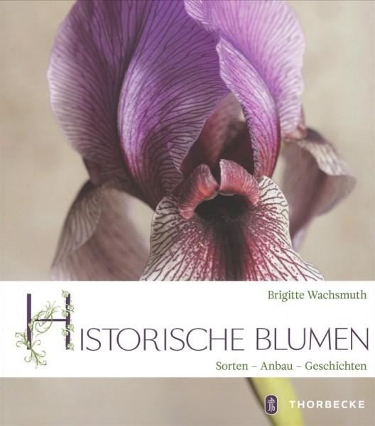 Buch 'Historische Blumen'