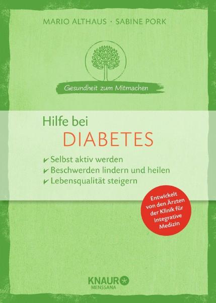 Buch 'Hilfe bei Diabetes'