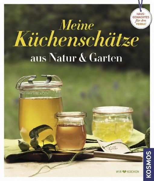 Buch 'Meine Küchenschätze aus Natur & Garten'