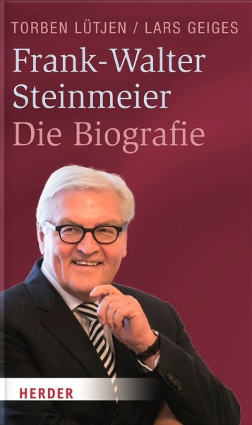 Buch 'Frank-Walter Steinmeier'