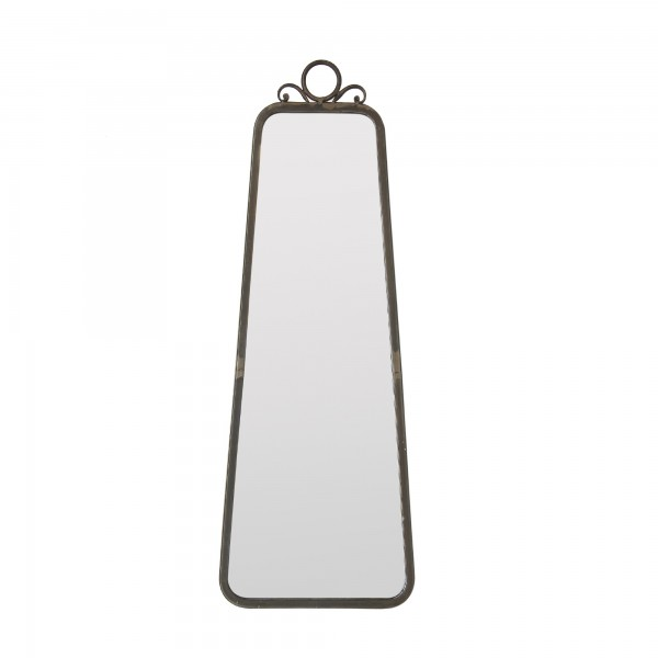 Spiegel 'Pinot', dunkelgrau, T 3 cm, B 30,5 cm, H 86 cm