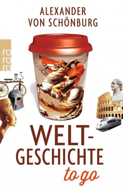 Buch 'Weltgeschichte to go'