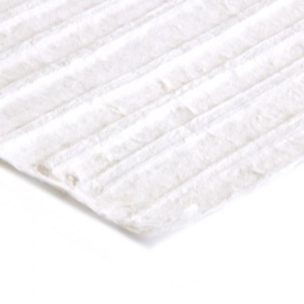 Geschenkpapier Linienmuster, weiß, T 79 cm, B 53 cm