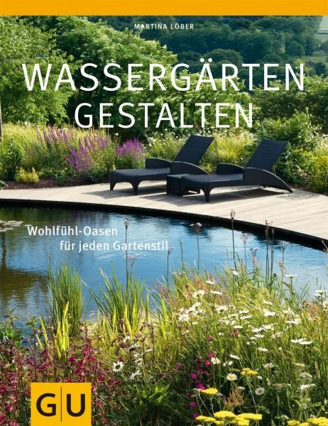Buch 'Wassergärten gestalten'