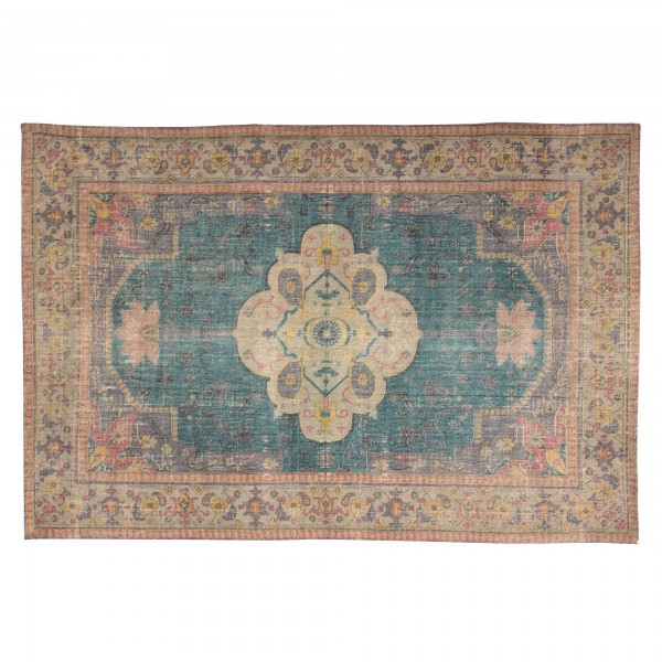 Teppich 'Sinhaar', multicolor, T 140 cm, B 200 cm