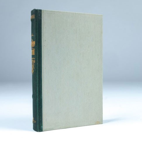 "Buch-Tresor ""Der Jäger"", L 3 cm, B 14 cm, H 21 cm"