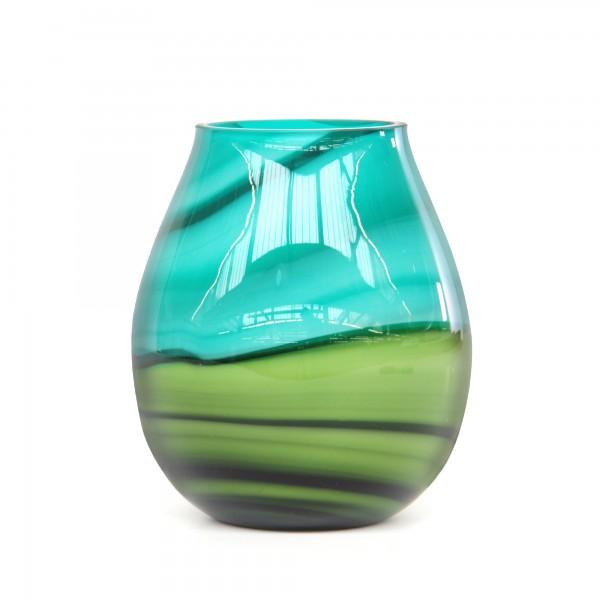 Glasvase 'Morena', Ø 12 cm, H 14 cm