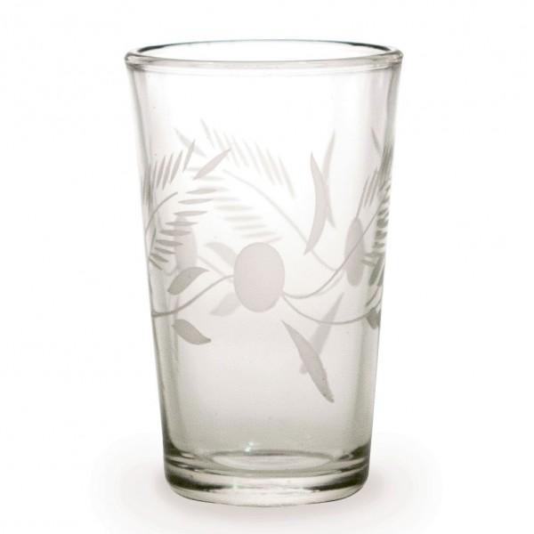 """Teeglas """"Tokyo"""", klar, H 8 cm, Ø 5 cm"""