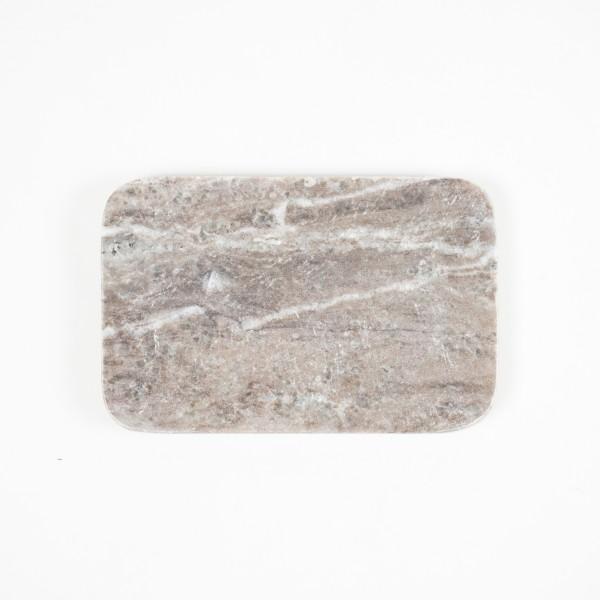 """Schneidebrett """"Galaxy"""", aus Marmor, L 9 cm, B 14 cm, H 1,2 cm"""