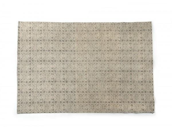 """Teppich """"Bhilai"""", handbedruckt, L 200 cm, B 140 cm"""