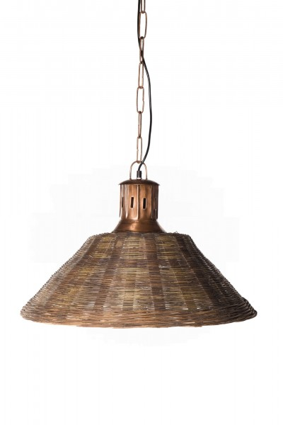 "Lampe ""Bambus"", aus Bambus, Ø 55 cm, H 36 cm"