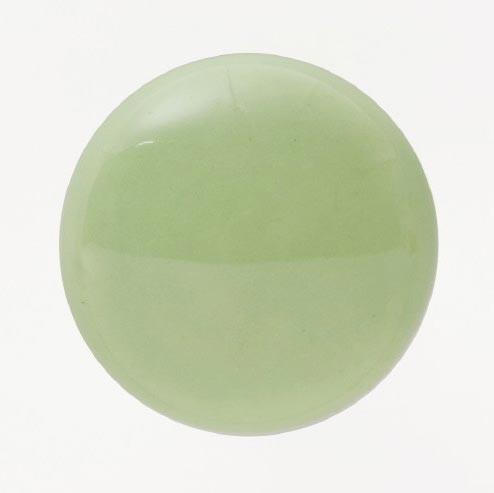 Knopf Kugel, grün, Ø 3 cm