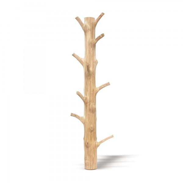 Garderobenbaum, natur, gebleicht, H 200 cm