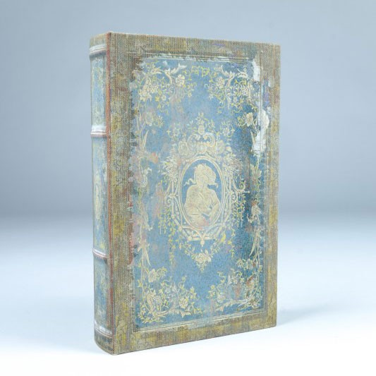 "Buch-Tresor ""Princess"", L 5 cm, B 17 cm, H 26 cm"