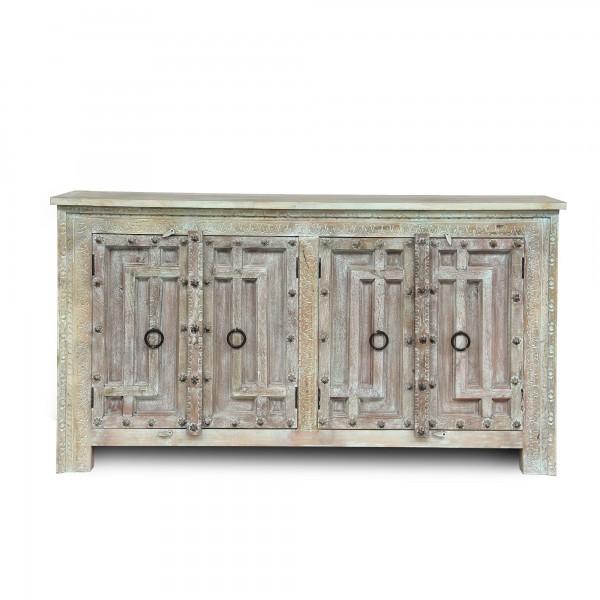 Sideboard 'Samarkand', natur, T 45 cm, B 190 cm, H 103 cm