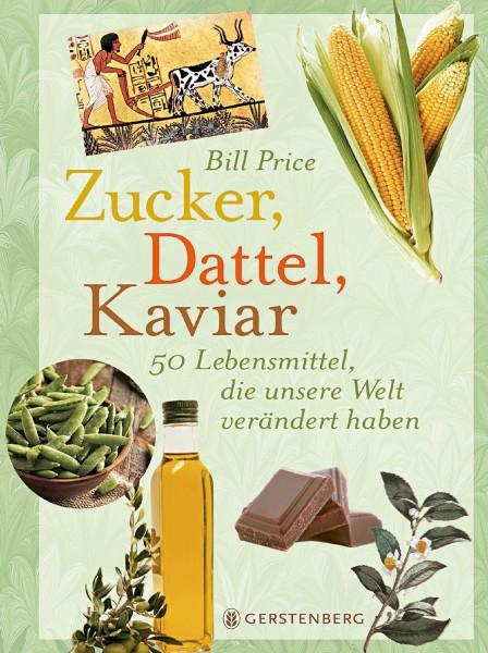 Buch 'Zucker, Dattel, Kaviar'