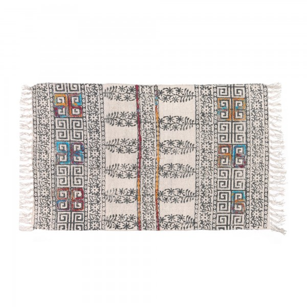 Mini-Rug 'Sullia', multicolor, T 60 cm, B 90 cm