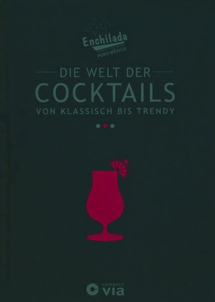 Buch 'Die Welt der Cocktails von klassisch bis trendy'