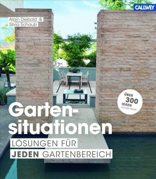Buch 'Gartensituationen - Lösungen für jeden Gartenbereich'