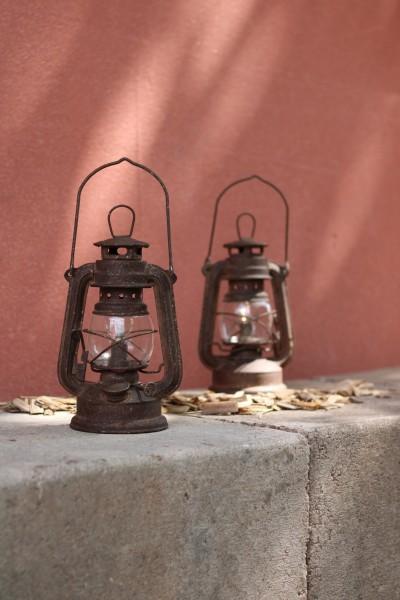 Leuchte 'Glester', batteriebetrieben, H 19,5 cm, B 12,5 cm, T 9,7 cm