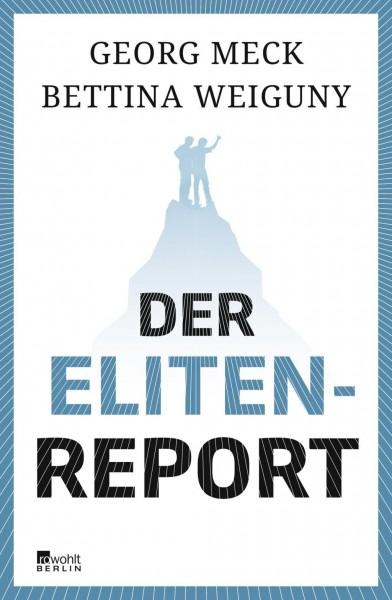 Buch 'Der Elitenreport'