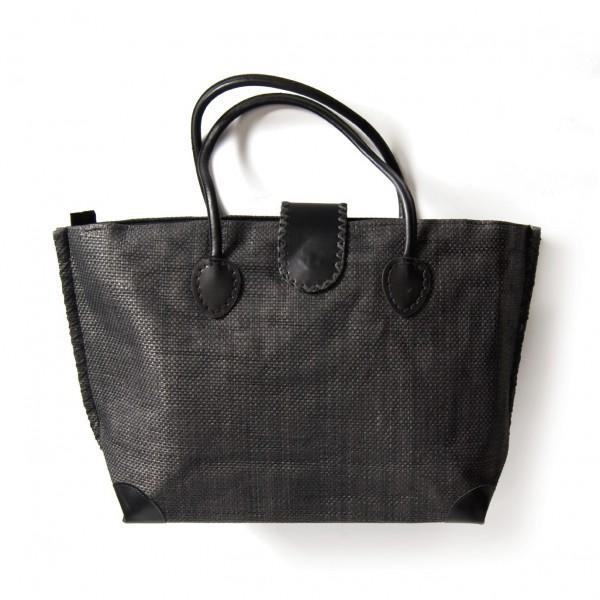 """Shopper """"Elisabeth"""", anthrazit, H 36 cm, B 43 cm, T 17 cm"""