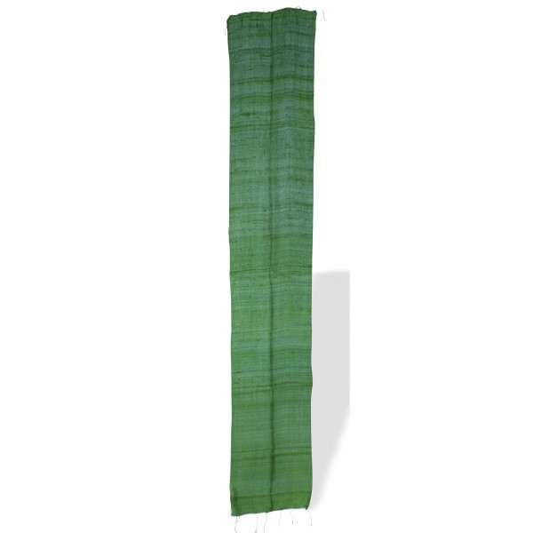 Seidenschal, hellgrün, L 35 cm, B 170 cm