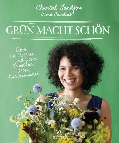 Buch 'Grün macht schön'