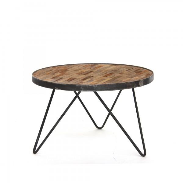 """Tisch """"Joy"""" M, T 74 cm, B 74 cm, H 33 cm"""