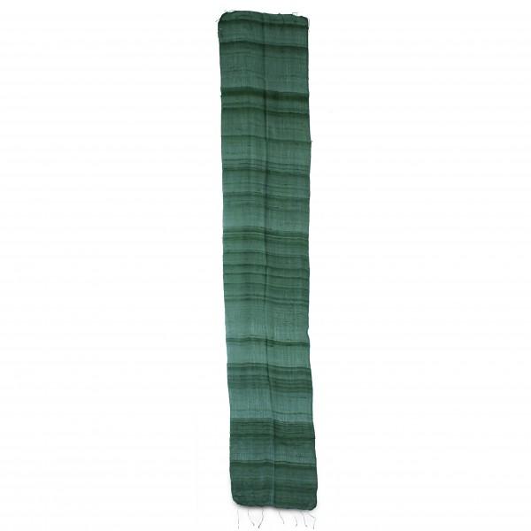 Seidenschal, olive, L 35 cm, B 170 cm
