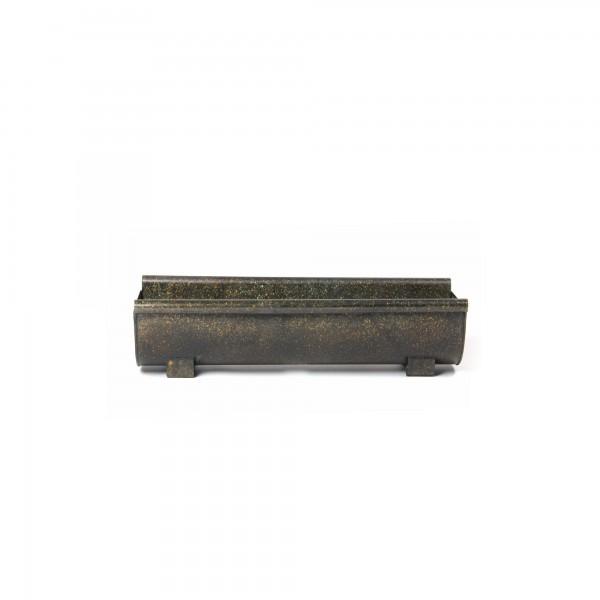 Pflanzkasten, Größe M, aus metall, L 16 cm, B 50 cm, H 10 cm