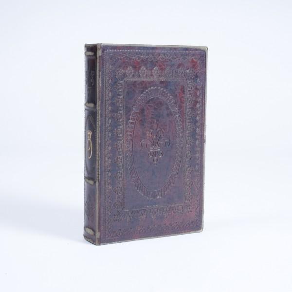 """Buch-Tresor """"King"""", L 5 cm, B 17 cm, H 26 cm"""