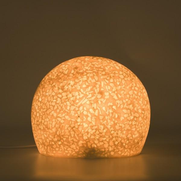 Indoor-Leuchte 'Craquele', B 30 cm, H 25 cm