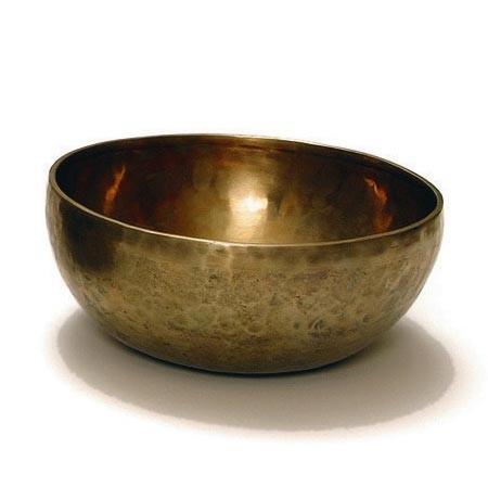 """Klangschale """"jam bowl"""", messing, H 12 cm, Ø 26 cm"""